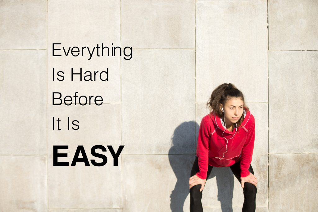 始めは難しいけど後では簡単